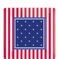 free PNG american classic square dessert plates, 7'' - american classic square dessert plates party accessory PNG image with transparent background PNG images transparent
