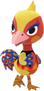 Download animal crossing avelina png - Free PNG Images ...