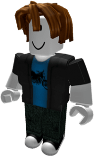 Download Bacon Hair Roblox Bacon Hair Noob Png Free Png Images Toppng