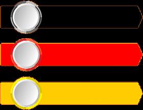 banner text background PNG images transparent