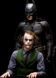 Download Batman Transparent Images Pluspng Joker Heath Ledger Png Free Png Images Toppng