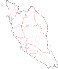 blank map of peninsular malaysia PNG images transparent