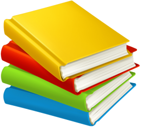 books PNG images transparent
