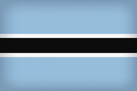 Download Botswana Large Flag Png Free Png Images Toppng