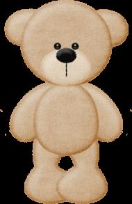 Download Brown Bear Teddy Bear Template Bear Silhouette Teddy