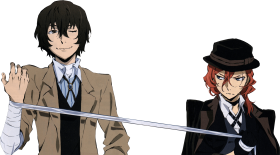 Download Bungou Stray Dogs Wallpaper Hd Png Free Png Images Toppng