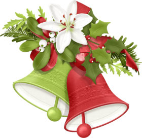 Christmas Bells Clipart.Download Christmas Cards Christmas Bells Clipart Png