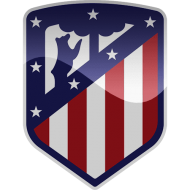 Download Club Atletico De Madrid Football Logo Png Png New Logo Png New Crest New Badge Png Free Png Images Toppng