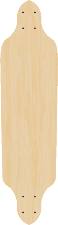 compare 100% american / canadian maple to made in usa - twintip deck PNG images transparent