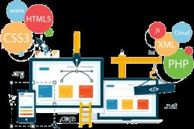 creative web design banner PNG images transparent