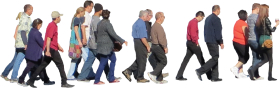crowd of people walking photoshop - crowd of people PNG images transparent