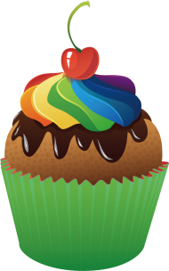 free PNG cupcake icing bakery birthday cake cherry cake - cupcake icing bakery birthday cake cherry cake PNG image with transparent background PNG images transparent