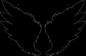 Download Devil Wings Freetoedit Picsart Bird Wings Png Hd