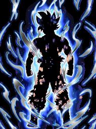 Download effect for goku - goku ultra instinct effect png ...