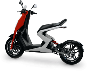 electric motorcycles and scooters PNG images transparent