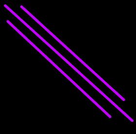 Download eometric lines line neon border frame freetoedit