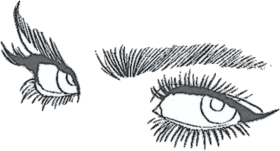 Download Eye Drawing Tumblr Aesthetic Png Free Png Images Toppng