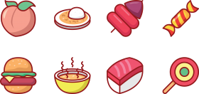 free PNG fast food hamburger dim sum sushi chicken sandwich - fast food hamburger dim sum sushi chicken sandwich PNG image with transparent background PNG images transparent