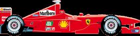ferrari clipart race car - auto dibujo ferrari f1 PNG images transparent