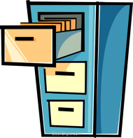 Download Filing Cabinet Royalty Free Vector Clip Art Illustration Cartoon Filing Cabinet Png Free Png Images Toppng
