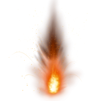 Fire Explosion PNG images transparent