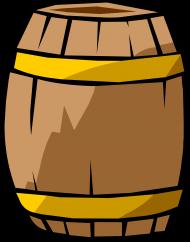 Barrel Clipart PNG images transparent