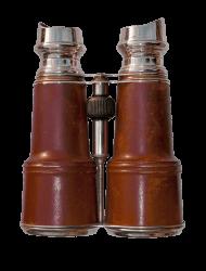 Old Binoculars PNG images transparent