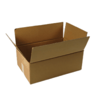 Open Cardboard Box PNG images transparent
