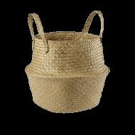 Seagrass Basket PNG images transparent