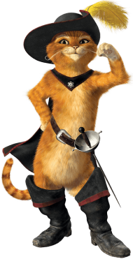 Download Gato Con Botas Shrek 2 Puss In Boots Png Free Png
