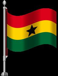 ghana flag PNG images transparent