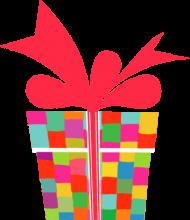 gift PNG images transparent