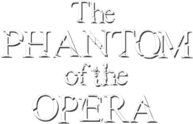 Download hantom of the opera font dafont - calligraphy png