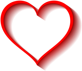 heart png images with transparent background - transparent background heart PNG images transparent