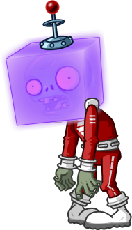 Download Holo Head Zombie Plants Vs Zombies 2 Far Future Holo Head Zombie Png Free Png Images Toppng