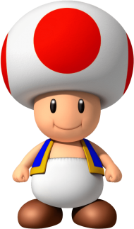 Download Image Result For Toad Mushroom Character In Mario Kart