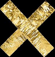 instagram divider gold PNG images transparent