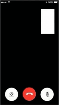 iphone facetime tumblr aesthetic call transparent overl - iphone facetime facetime template PNG images transparent