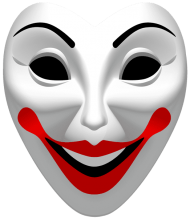 Download Joker Mask Png Png Free Png Images Toppng