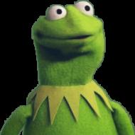 Kermit Transparent Meme - Kermit Meme Png Image With ...