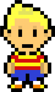 Download Lucas Lucas Mother 3 Pixel Art Png Free Png