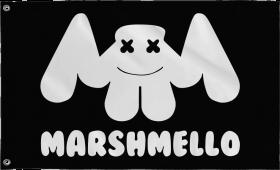 Download Marshmello Flag Marshmello Logo Png Free Png Images