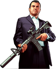 michael gta 5 png - grand theft auto v - gta 5 game guide: complete walkthrough, PNG images transparent