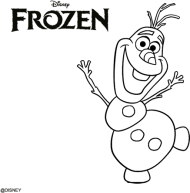 Download Olaf Frozen Para Colorir Png Free Png Images Toppng