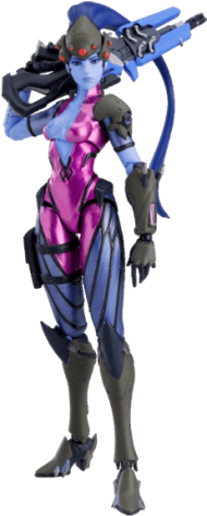 Download Overwatch Figma Widowmaker Png Free Png Images Toppng