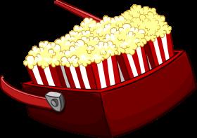 popcorn PNG images transparent