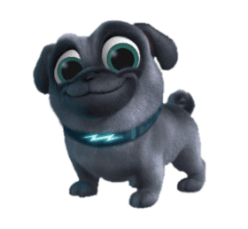 puppy dog pals bingo PNG images transparent