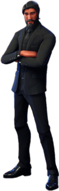 Download Report Abuse John Wick Skin Fortnite Png Free Png Images Toppng