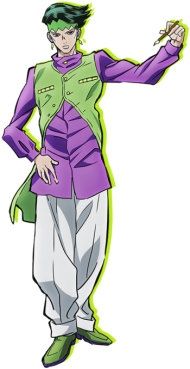Download Rohan Kishibe Jojo S Bizarre Adventure Diamond Is Unbreakable Roha Png Free Png Images Toppng