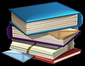 school books PNG images transparent